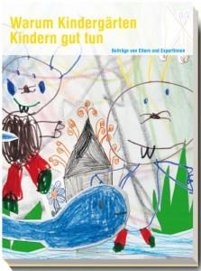 cover eines buches über kindergärten