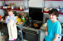 kochen mit Kindern