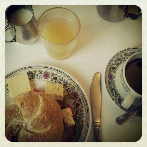 frühstückspension