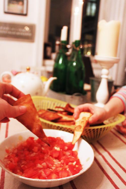 tacos tomatensalsa