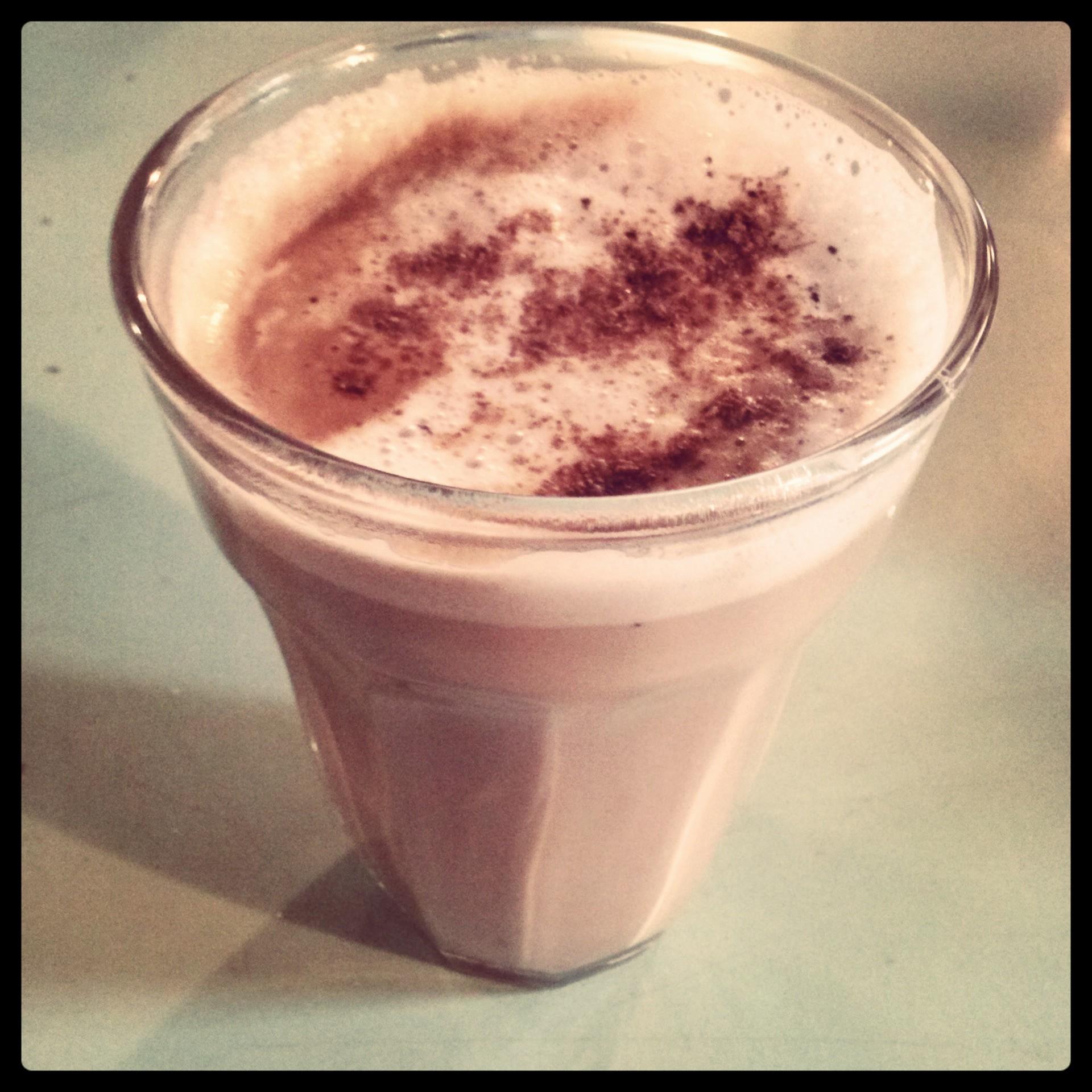 marokkanische latte
