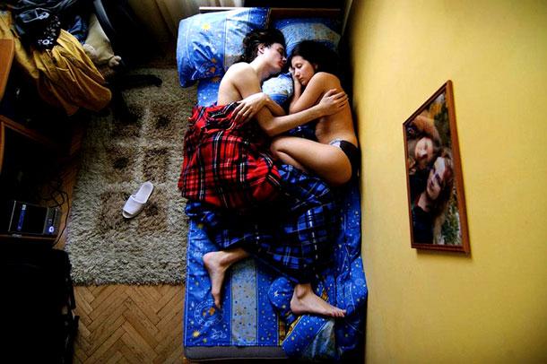 schwanger schlafen