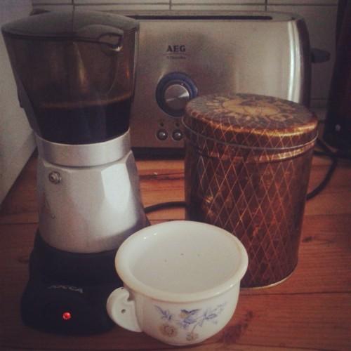 kaffee morgen