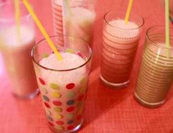 erdbeer milkshake