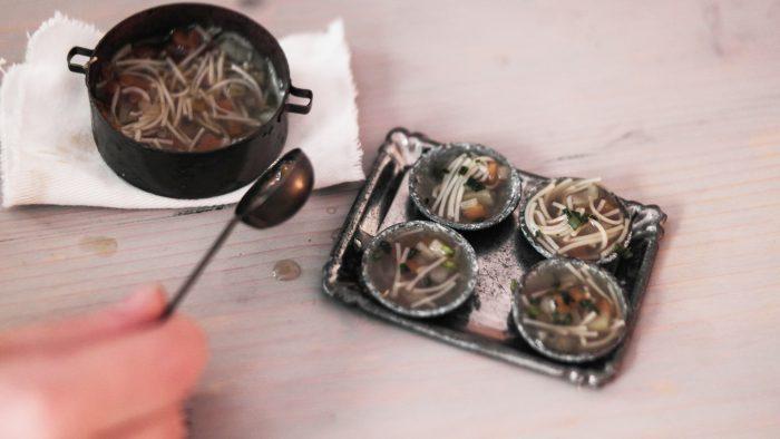 Miniatur food