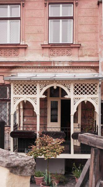 Kurmau architektur