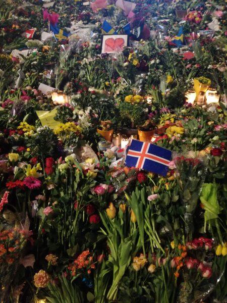 attentat in Stockholm